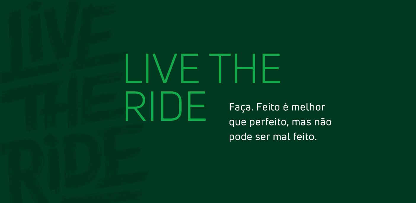 Live the ride